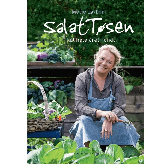Salattøsens kogebøger, salatbøger